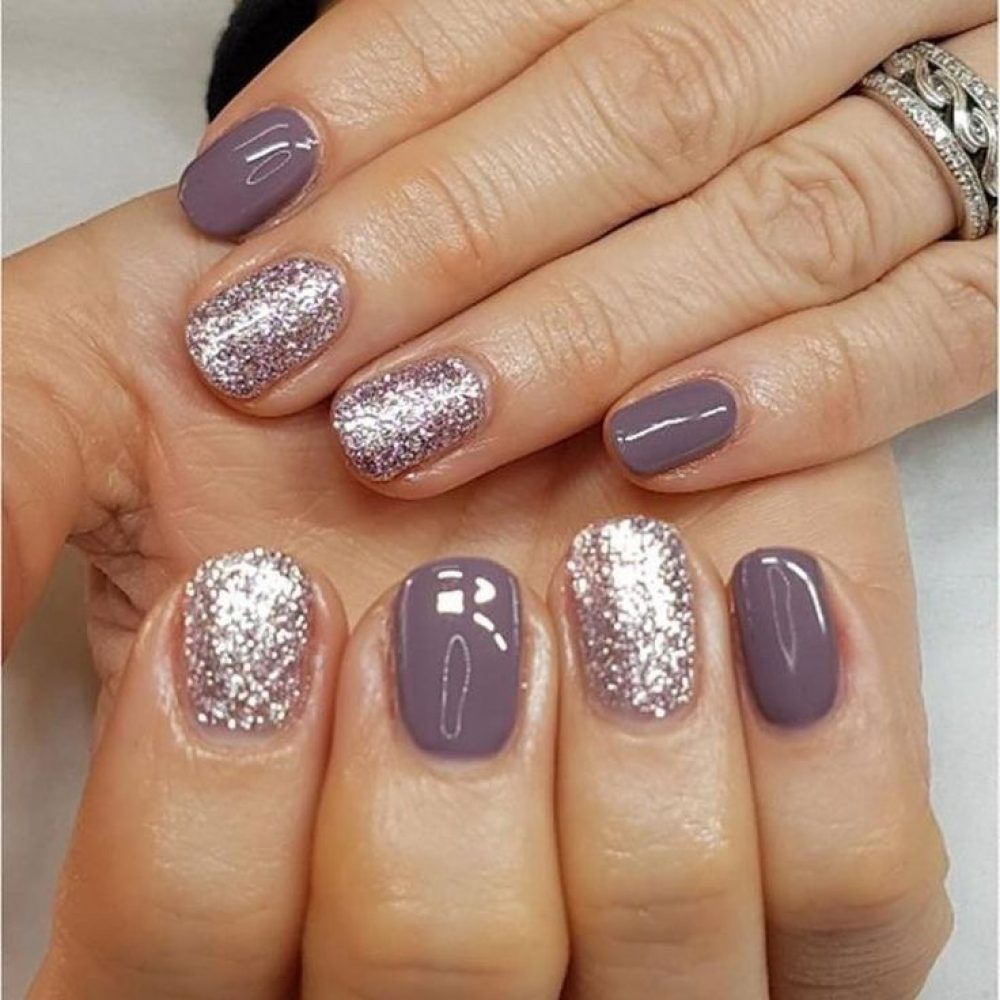 Color Street Strips Glitter Nail Combo
